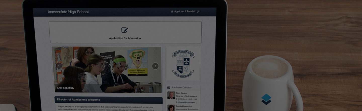 [Webinar] Improving the Admissions Funnel with FinalsiteApply