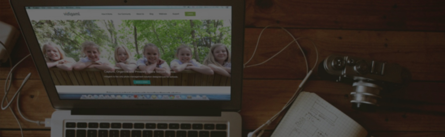 Using Vidigami and Finalsite Composer to leverage photos and videos for your school website